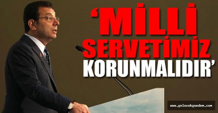 Ekrem İmamoğlu'ndan Atatürk Havalimanı çıkışı: Kapatılmasın!
