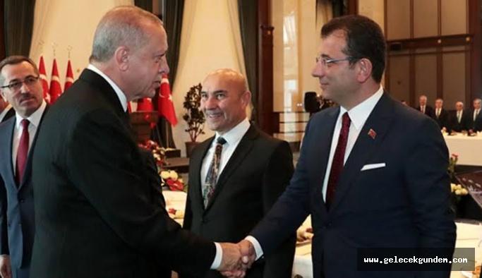 Erdoğan'dan İmamoğlu'na Kanal İstanbul tehdidi