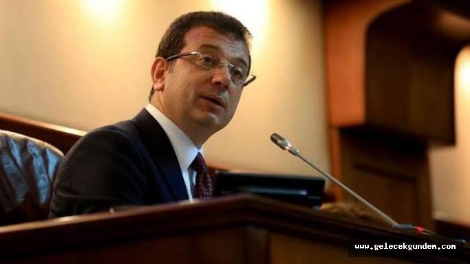 İBB Başkanı Ekrem İmamoğlu: 'Kanal İstanbul bir rant projesidir'