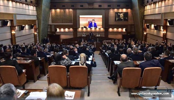 İmara olumsuz rapor alan Heyelan bölgesini  İBB Meclisi oy birliğiyle imara açtı
