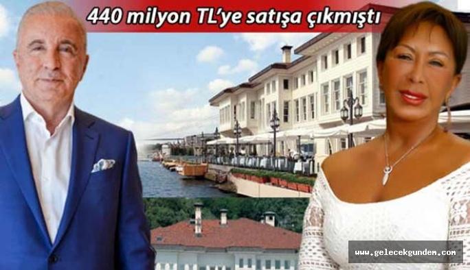Kayyum geldi, Ahu Aysal Hotel Les Ottomans'tan gitti
