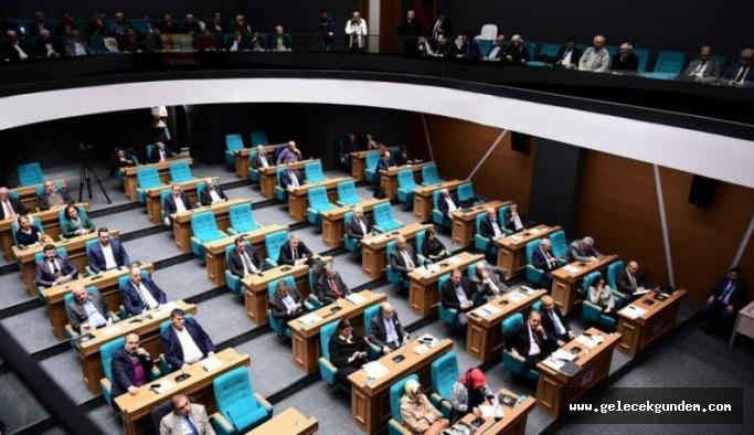 Yolsuzluk iddialarının araştırılması AKP ve MHP'nin oylarıyla reddedildi!