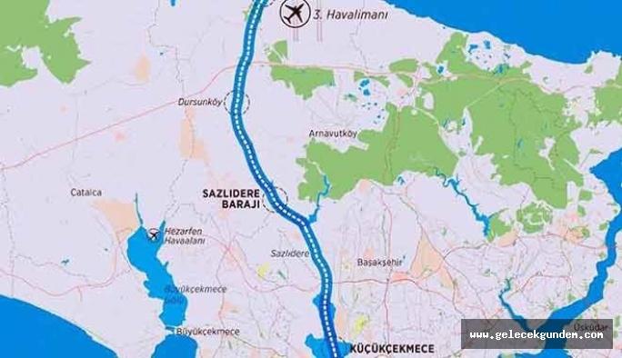 Belediye Başkan Yardımcısı'nın kardeşi de Kanal İstanbul güzergâhından 22 dönüm arazi almış