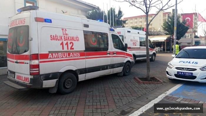 Büyükçekmece'de TURKUAZ Hotel'de 2 kişinin öldüğü otelde ayrıntılar ortaya çıktı