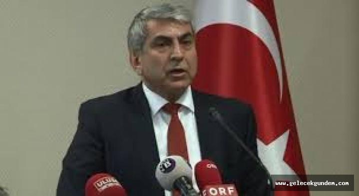 CEMAL CANPOLAT 'ASLOLAN CUMHURİYET HALK PARTİSİDİR'