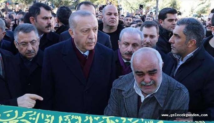Cumhurbaşkanı Erdoğan: Bu millet sabırla bunları aşmasını bildi