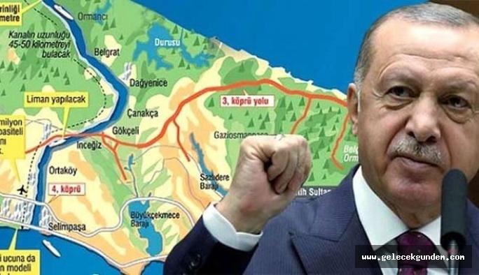 Erdoğan'dan CHP'lilerin Kanal İstanbul güzergahından arazi aldığı iddialarına yanıt: Çok da beni ilgilendirmiyor
