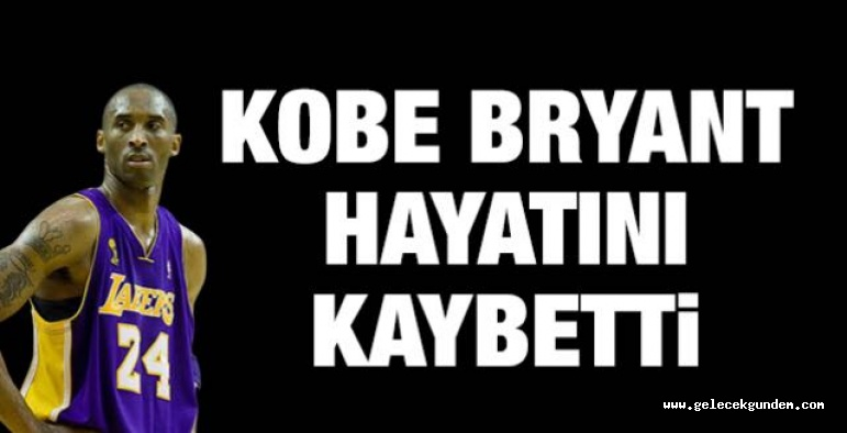 Son dakika… Dünyayı şoke eden haber! Kobe Bryant helikopter kazasında hayatını kaybetti…