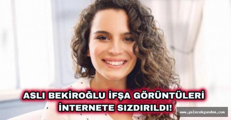 Aslı Bekiroğlu ifşa görüntüleri sansürsüz internete düştü!
