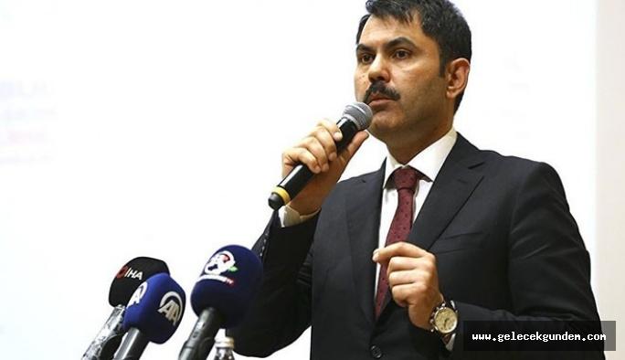 Bakan Kurum: İstanbul'da 7 bin 615 binanın acil şekilde yıkılması gerekiyor