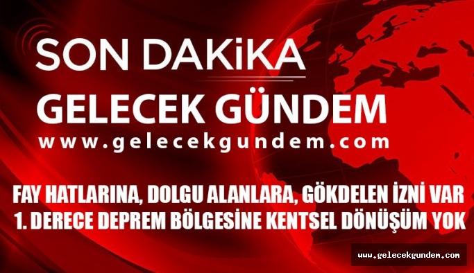 Bakırköy'de beklenen Kentsel Dönüşüm için +1 kat  imar artışına  SİYASİ RET!