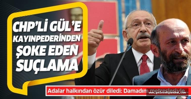 CHP'li Adalar Belediye Başkanı Erdem Gül'le ilgili kayınpederinden bomba suçlama: Metresleriyle...
