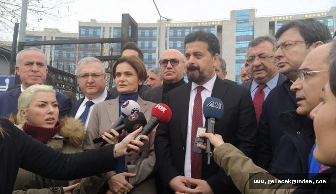 CHP Lideri Kılıçdaroğlu'nun avukatı: Erdoğan'ın montaj dediği tapelerin doğruluğu ispatlandı !
