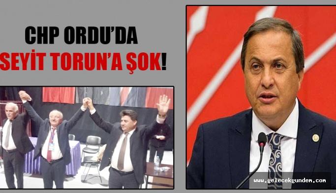 CHP Ordu'da Seyit Torun'a şok!