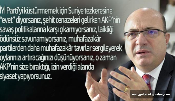 İlhan Cihaner: Adaylığı değerlendiriyorum, CHP sağa kayarak iktidar olamaz