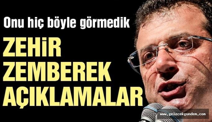 Ekrem İmamoğlu'ndan Recep Tayyip Erdoğan'a sert tepki 'Yalan söylüyor'