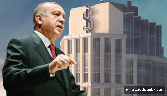 Erdoğan'dan CHP'nin İş Bankası hisselerinin Hazine'ye devri için talimat