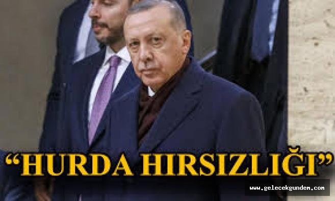 İBB'de Cumhurbaşkanı Erdoğan'ın kuzeninin de içinde olduğu 4 personele soruşturma