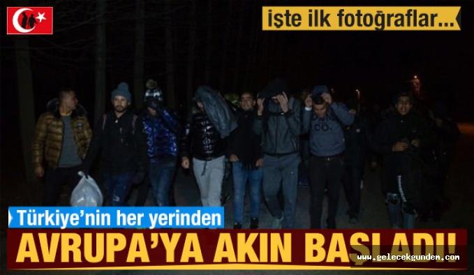 Reuters: Türkiye, sığınmacılara Avrupa kapılarını açma kararı aldı