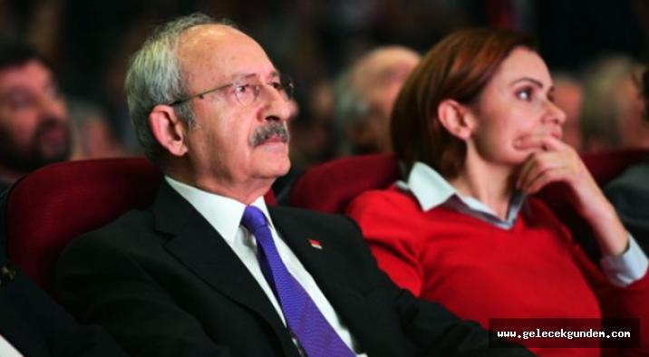 ŞOK İDDİA !HDP İSTEDİ ,KEMAL KILIÇDAROĞLU CANAN KAFTANCIOĞLU'NU ATADI!