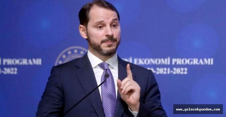 AKP'li Hazine ve Maliye Bakanı Albayrak: Fatura ödemelerinin ertelenmesi gündemimizde yok