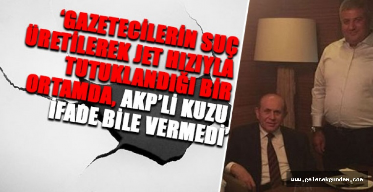 AKP'li Kuzu'ya 'HTS' şoku: Uyuşturucu baronu Zindaşti'yle defalarca görüşmüş