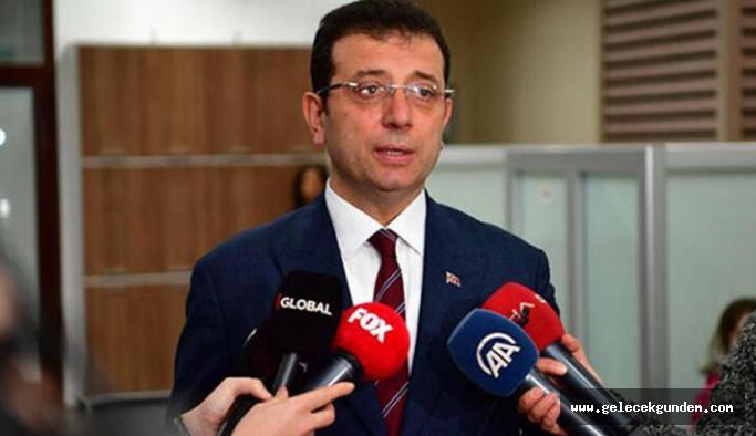 İBB Başkanı Ekrem İmamoğlu koronavirüs çalışmalarını anlattı!