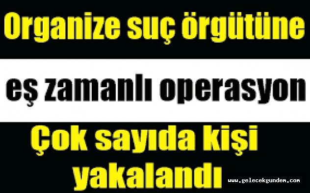 İstanbul'da inşaat çetesine operasyon