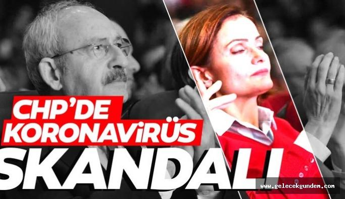 Partisi bile iptal ederken Kaftancıoğlu yüzlerce CHP'liyi tedbirsizce aynı salona topladı