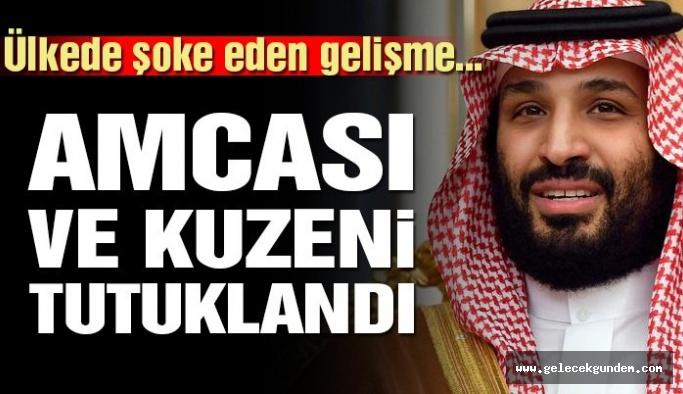 Suudi Arabistan'da bomba gelişme!
