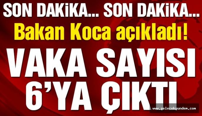 Umre'den gelenlere dikkat!  Sağlık Bakanı Koca açıkladı: Maalesef pozitif çıktı!