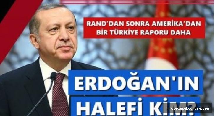 Amerika'dan bir Türkiye raporu daha: 2023 Kim Cumhurbaşkanı olacak!