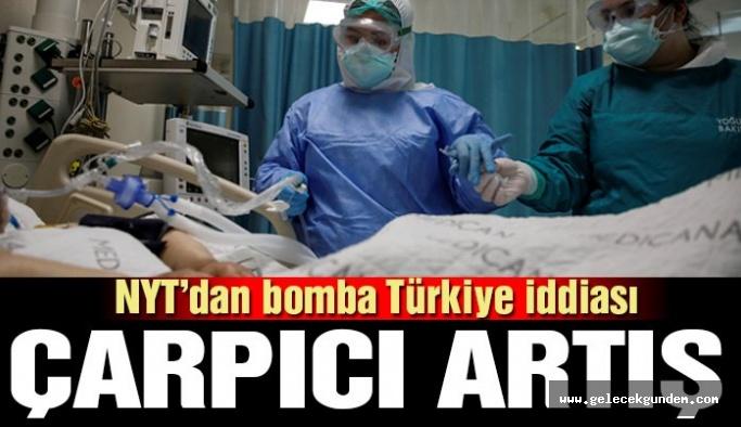 Amerikan gazetesinden çarpıcı 'Türkiye' iddiası! Tablo çok daha vahim olabilir