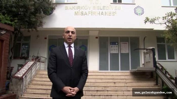 BAKIRKÖY BELEDİYE BAŞKANI DR.BÜLENT KERİMOĞLU'NDAN ÖRNEK DAVRANIŞ!