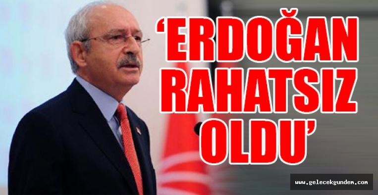 Kılıçdaroğlu'' Devlet böyle yönetilmez''