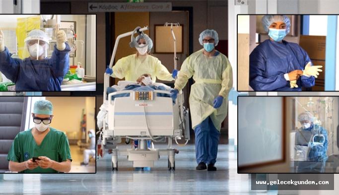 BAŞKAN DR. KERİMOĞLU''KORONAVİRÜS'TE BAŞARININ GERÇEK SAHİPLERİ SAĞLIK EMEKÇİLERİDİR''