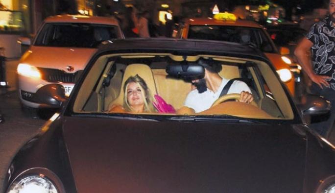 Fatih Öztürk'ün yakalandığı kadın hangi futbolcunun eşi çıktı?