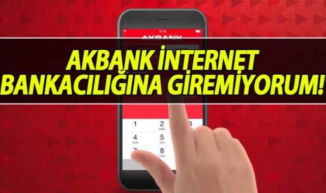 Akbank'ın Tüm Sistemleri Devre Dışı Kaldı: Siber Saldırı İddiası Var
