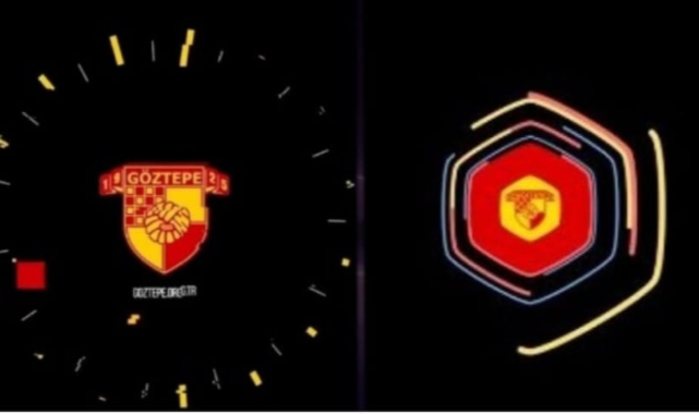 Logo animisyonu değiştirildi:'Göztepe Spor Kulübüne 'TELİF' Şoku