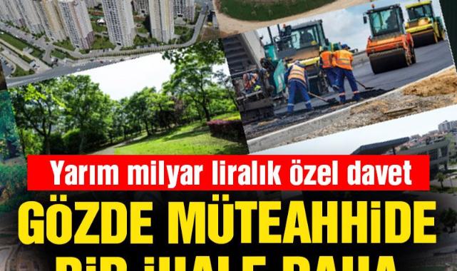 AKP'li şirkete, özel davetle 585.3 milyonluk bir ihale daha..