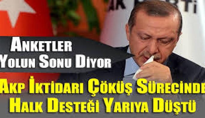 AKP'Yİ TERK EDİYORLAR