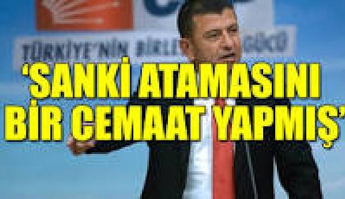 CHP'li Ağababa'dan 'tekbirli vali karşılamasına' tepki