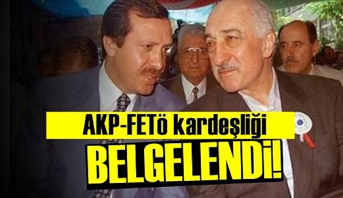 KARDEŞLİKLERİ BELGELENDİ!