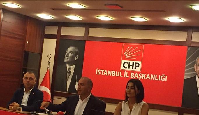 """CHP'Lİ GÜRSEL TEKİN""""İSTANBUL'UN BAŞINA BİR ŞEY GELİRSE, TÜRKİYE'NİN BAĞIMSIZLIĞI TEHLİKE'YE GİRER"""""""
