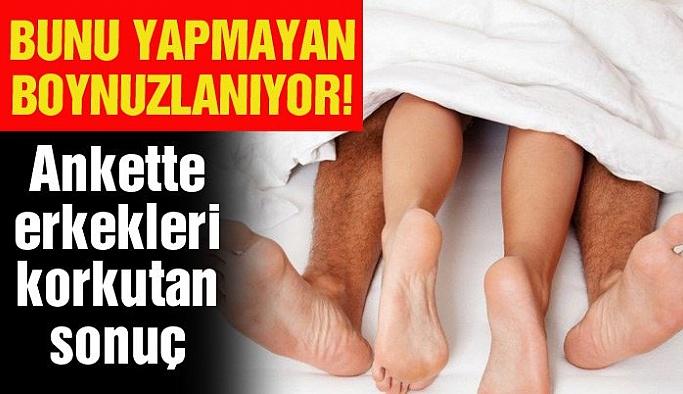 Bilim dünyası açıkladı: Yatakta bu pozisyonu yapmayan erkek aldatılıyor!