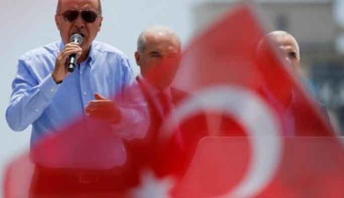 """ERDOĞAN """"AKP NE ALDATAN OLUR NE ALDANAN"""""""