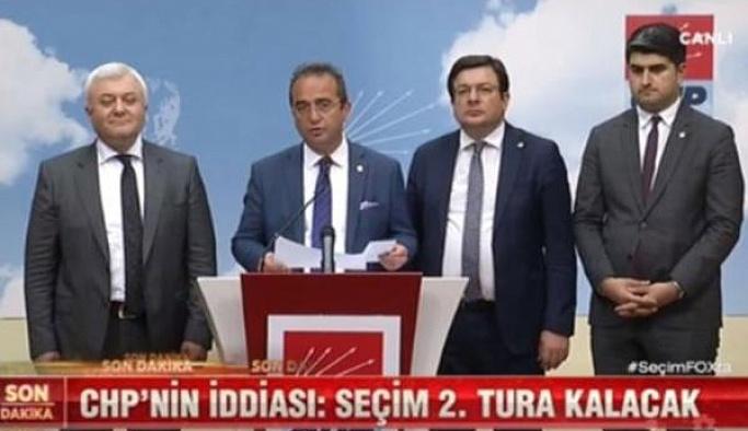 CHP'den son açıklama: Açılan sandık yüzde 46