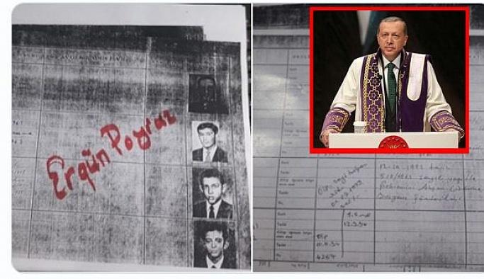 Diplomanın resmini yayınlamıştı: 'Erdoğan'ın diploması yok' diyen yazara soruşturma!