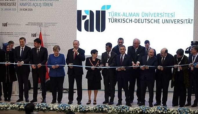 Erdoğan: Ülkemizin yükseköğrenimdeki cazibesi arttı