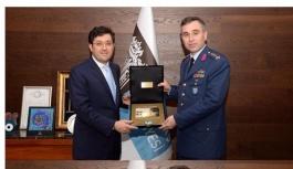 Darbe olsa TRT'nin başına geçecek komutanın ziyareti tartışma yarattı